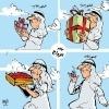 L'époux: l'idée de cadeau est un concept capitaliste après le mariage plus de matérialisme!
