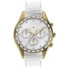 Montre - Jacques Lemans - Bracelet en Cuir Blanc 1-1646G