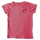 T-Shirt rose uni