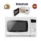 TAURUS Micro onde instant tronic 20L gril blanc