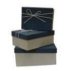 3 boites cadeau Elegant