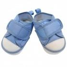 Chaussures tennis basique - Bleu ciel