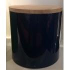 Couvercle En Bois Pour Pot Cylindrique - Henry Dean