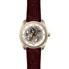 Montre - Ted Lapidus - Bracelet Cuir Marron