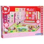 CLEMENTONI - Le jardin des quizz - Hello Kitty