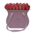 Seau vase fleurs