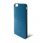 Ksix - Coque pour iPhone 6 Plus, 6S Plus Blue
