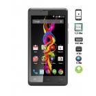 Smartphone 40C Titanium – 4 Go – Android 4.4 - Noir, Dual Sim