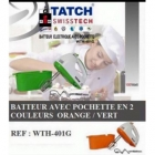 TATCH Swiss tech - batteur avec pochette