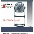 Tatch Swiss Tech - VENTILATEUR CARRE SUR PIED