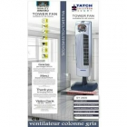 TATCH Swiss tech - VENTILATEUR LED