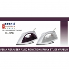 TATCH Swiss tech - Fer a repasser