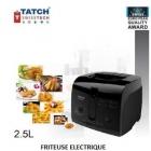 TATCH Swiss tech - Friteuse ELECTRIQUE 2,5 L