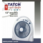 TATCH Swiss tech - VENTILATEUR