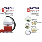 TATCH Swiss tech - Hachoir Electrique