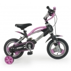 Bicyclette Injusa Elite 12'' - Rose