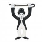 Épluche légumes Charlie Chaplin
