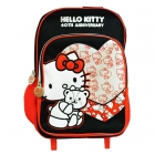 Cartable à roulettes– Anniversaire Hello Kitty