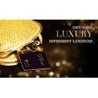Carte cadeau Aksal Luxury