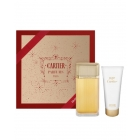 Cartier Coffret GOLD MUST DE CARTIER