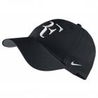 Casquette Nike Federer Noir/Blanc