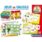 CLEMENTONI - Jeux de calcul - Kit d'apprentissage