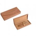 Coffret stylos en bois