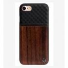 Coque iPhone 7/7+ Half wood
