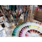 Cours de Peinture : 4 séances d'1h (enfants) ou d'1h30 (adultes) - Rabat