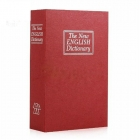 Dictionnaire coffre rouge