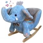 Eléphant à Bascule Musicale