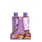 Lotion et gel douche Grace Cole Goyave & fruit de la passion