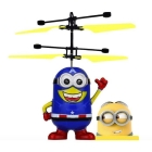 Hélicoptère Minions Captain America