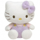 Hello Kitty Purple Plaid