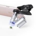 Microscope pour smartphone
