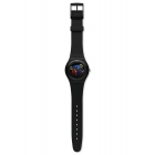 Montre Swatch Black Lacquered