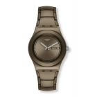Montre Swatch Brown Thought