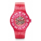 Montre Swatch Deep Berry