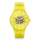 Montre Swatch Lemon Profond