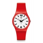 Montre Swatch Red Pass
