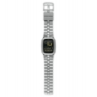 Montre Swatch Silver Bump