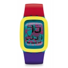 Montre Swatch Yellow Tang