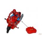 Moto Spider Man