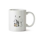 Mug Busy Pikachu