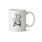 Mug I Love my dad