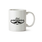 Mug Happy Father's Day Moustache
