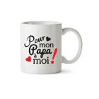 Mug Pour mon papa à moi