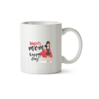 Mug Super Mom Happy Day