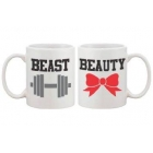 Mugs Beauty and the Beast