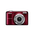 Nikon Coolpix L25 Rouge